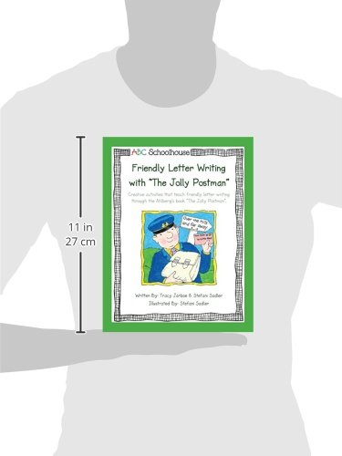 Friendly letter writing with the jolly postman creative friendly letter writing with the jolly postman creative activities that teach friendly letter writing through the ahlbergs book the jolly postman spiritdancerdesigns Images
