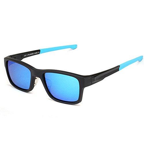 Gafas para De para Exteriores Color Gafas Gafas Azul de Polarizadas Sol para Sol Hombre LBY Hombre Conducen Sol Red De xBIgdB5wq
