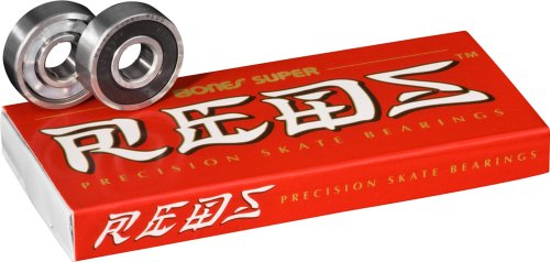 Bones Bearings Kugellager Super Reds, 180050