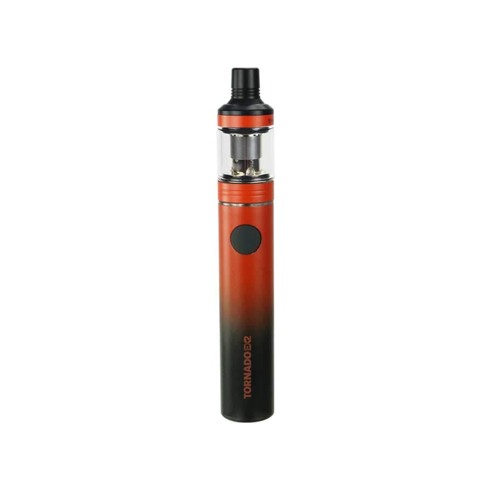 Totally Wicked - Cigarrillo Electronico Tornado EX + 1 Bote de liquido SIN nicotina (Acero): Amazon.es: Salud y cuidado personal