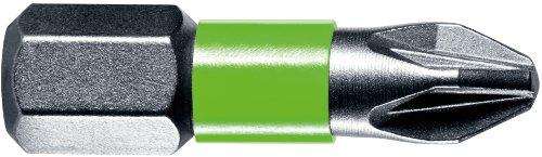 Festool  498918 Phillips #3 Impact Bits 25mm, 5-Pack