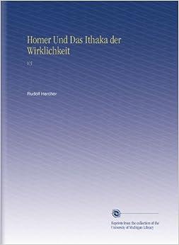 Book Homer Und Das Ithaka der Wirklichkeit: V.5