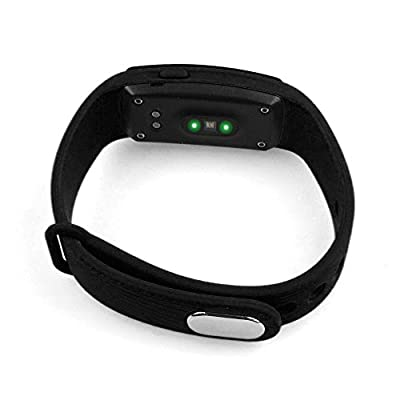 UTOVME Smart Fitness Tracker Health Activity Sleep Monitor with Touch Screen Pedometer Sport Wristband Wireless Bluetooth Watch Bracelet Remote Camera Function