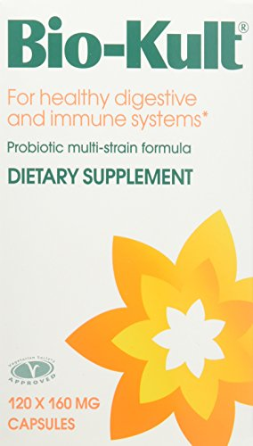 Bio-Kult Advanced Probiotic Multi-Strain Formula Capsules, 120 Capsules (Probiotics 120 Capsules)