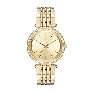 Michael Kors Women's Darci Gold-Tone Watch MK4325