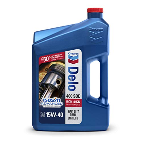 Delo 400 SDE SAE 15W-40 Motor Oil - 1 Gallon Jug