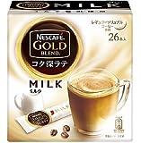 NESTLE(ネスレ) ネスカフェ ゴールドブレンド コク深ラテ ミルク 26本入×6個セット