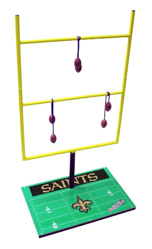 NFL New Orleans Saints Goal Post Toss Game II