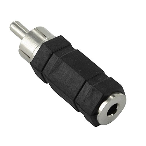 InstallerParts RCA Plug to 3.5mm (1/8