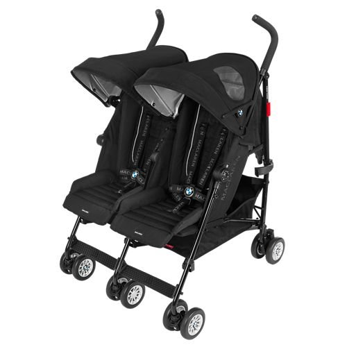 Amazon Com Maclaren Buggy Bag Twin Carbon Baby