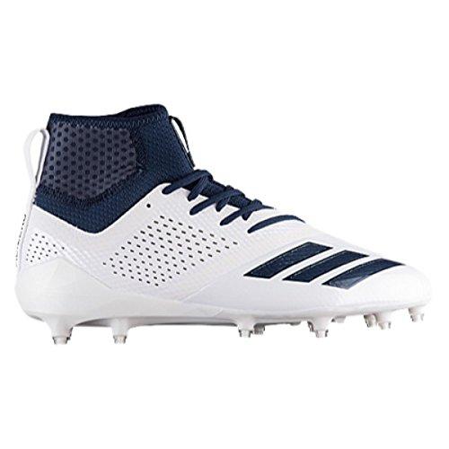 伝導率七時半隙間(アディダス) adidas メンズ アメリカンフットボール シューズ?靴 adiZero 5-Star 7.0 Mid [並行輸入品]