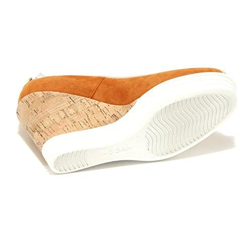 sandalo shoes HOGAN donna women scarpe 19088 REBEL scarpa sandali Arancione donna YqwCF8