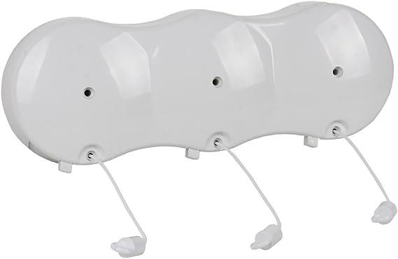 Dcasa Metal Servilleteros Almacenaje bajo balda Art/ículos para el hogar Unisex Adulto /única Color