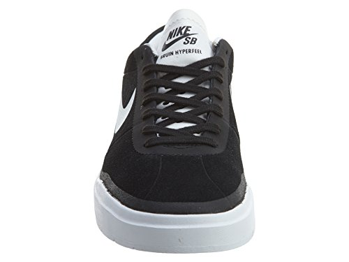 Nike Homme Bruin Sb Hyperfeel Chaussure De Skate Noir / Blanc-blanc