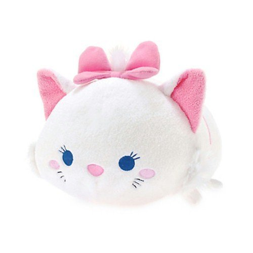 Disney Marie ''Tsum Tsum'' Plush - Medium - 11'' by Disney (Hats Accordian)