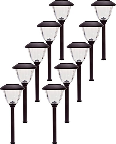 Solar Garden Lights 10 Pack in US - 6