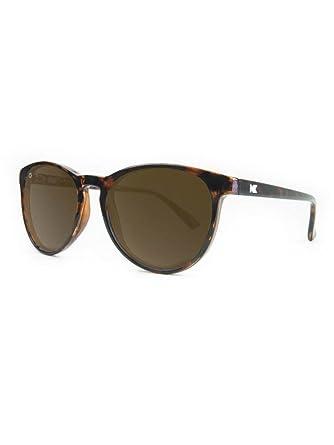 Knockaround Mai Tais polarisierten Sonnenbrillen Schwarz glänzend/Moonshine M502nhhD7