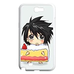 samsung N27100 White Death Note phone case cell phone cases&Gift Holiday&Christmas Gifts NVFL7A8824760