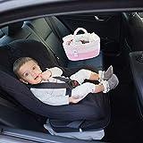 Conthfut Baby Diaper Caddy Organizer - Stylish Rope