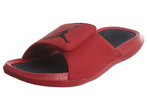 Nike Jordan Men's Jordan Hydro 6 Gym Red/Black Sandal 9 M...