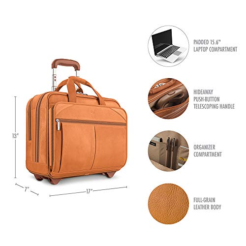 The Best Rolling Briefcases For Women Expert World Travel