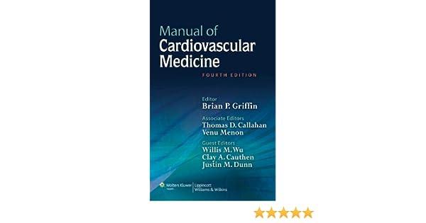 Manual Of Cardiovascular Medicine: Amazon.es: Griffin Brian: Libros ...