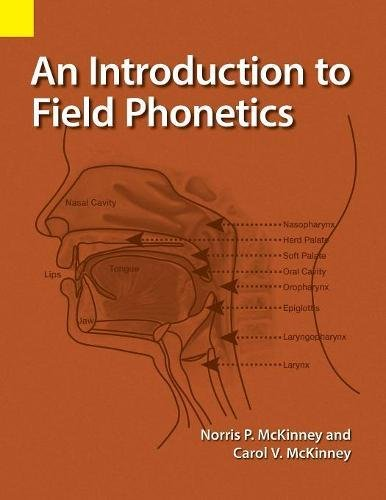 Download An Introduction to Field Phonetics ebook