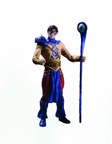 DC Direct Blackest Night: Series 8: Indigo Tribe The Atom Action Figure ()