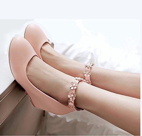 cinturino caviglia Rosa Donna con UH Scarpe alla nSxw7vPw0q