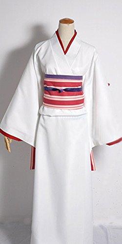 [Onecos Noragami Nora Kimono Cosplay Costume] (Noragami Nora Costume)