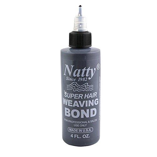 Natty Super Hair Weaving Bond, 4 oz ()