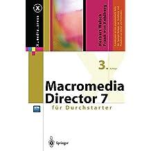 Macromedia Director für Durchstarter