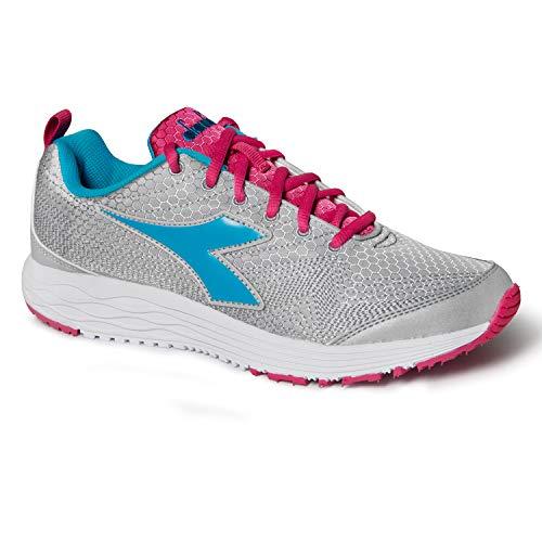 Rose 2 bright 37 grey Flamingo Uomo Sneakers donna Diadora Modello Scarpe xZqBzUYz