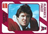 David Gilmer football card (Alabama Crimson Tide) 1989 Collegiate Collection Coca Cola #344 -  Autograph Warehouse