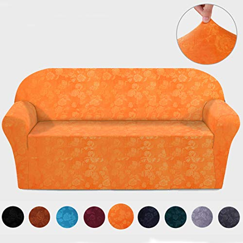 Awe Inspiring The 9 Best Sofa Slipcover Orange For 2019 Atoya Reviews Ocoug Best Dining Table And Chair Ideas Images Ocougorg