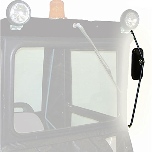 Original Tractor Cab Mirror Kit For The Hard Top Cab Enclosure (Original Tractor Cab)