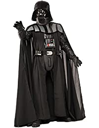 Beautiful Rubieu0027s Adult Star Wars Supreme Edition Costume, Darth Vader, X Large