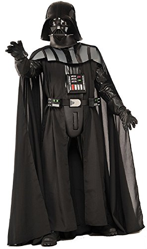 Rubies Costume Co. Collector Supreme Edition, Star Wars, Darth Vader Costume, Black, XL by Rubie's