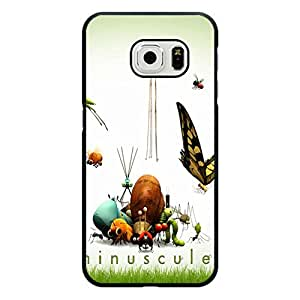 Popular HD Poster Cartoon Minuscule Phone Case Snap On Cover for Samsung Galaxy S6 Edge Minuscule Customized Cover Shell