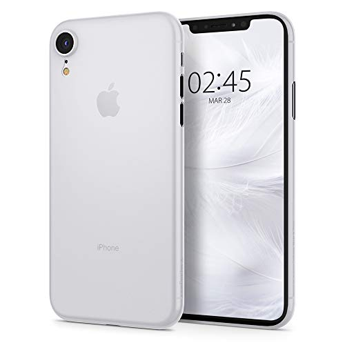 Spigen Air Skin Designed for Apple iPhone XR Case (2018) - Soft Clear