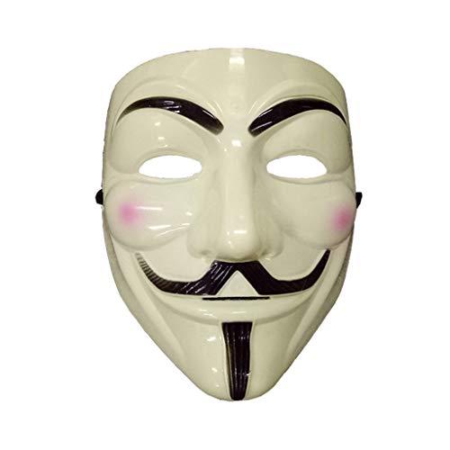 XL Masks- Halloween Mask Cosplay Masks Movie V-mask