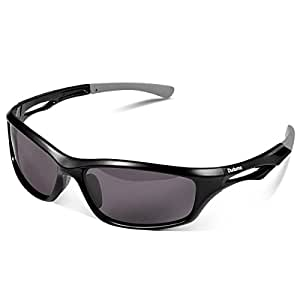 polarized black sunglasses  Amazon.com : Duduma Polarized Sports Sunglasses for Running ...