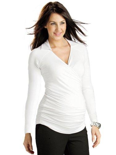 Lot de 2 Chemises et chemisettes, de maternité hauts période d'allaitement