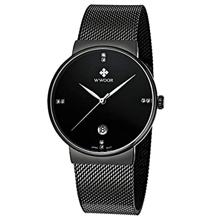 Review Mens Watches Business Simple