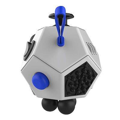 FidgetFidget Cube Decompression Magic 12 Sides For Fidget Autism Pocket Mini Toy