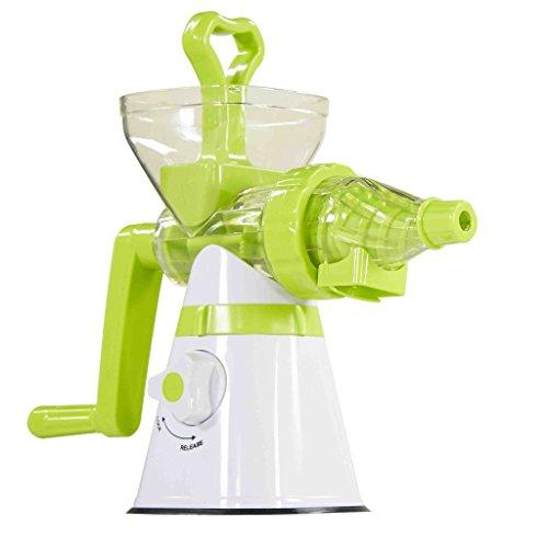Slow Juicer Kuwait : SHINKODA SK-326H Manual Slow Masticating Single Auger Juicer For Fruit and vegetable - White ...
