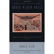 World Within Walls: Japanese Literature of the Pre-Modern Era, 1600–1867