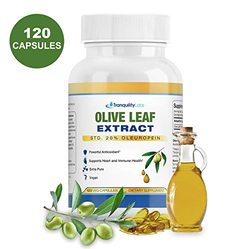 Olive Leaf Extract Tranquility Labs