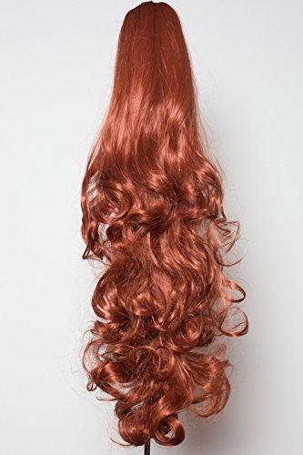 Long Ginger Wig (Elegant Hair - 22