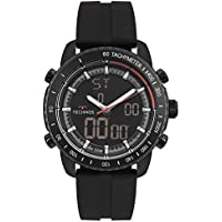 Relógio Technos Masculino Preto Ts Digiana W23745ab/8p